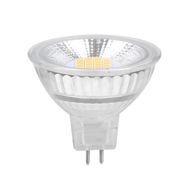Lampadina LED, GU5.3, Faretto, Opaco, Luce naturale, 8W=700LM (equiv 50 W), 100° , LEXMAN - 1