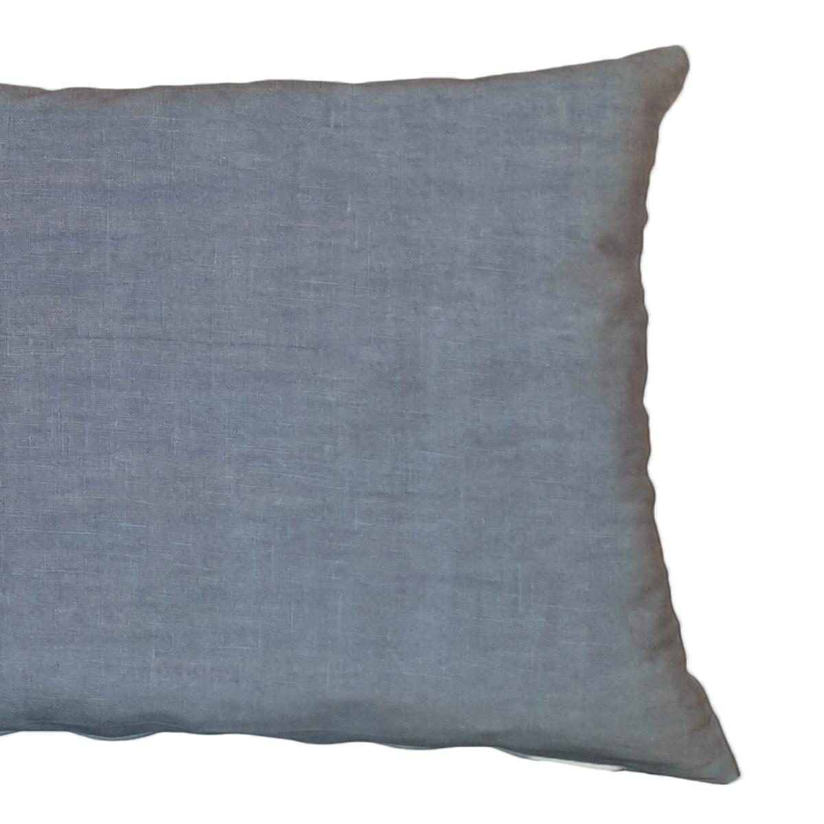 Cuscino Lino viola 40x60 cm - 2