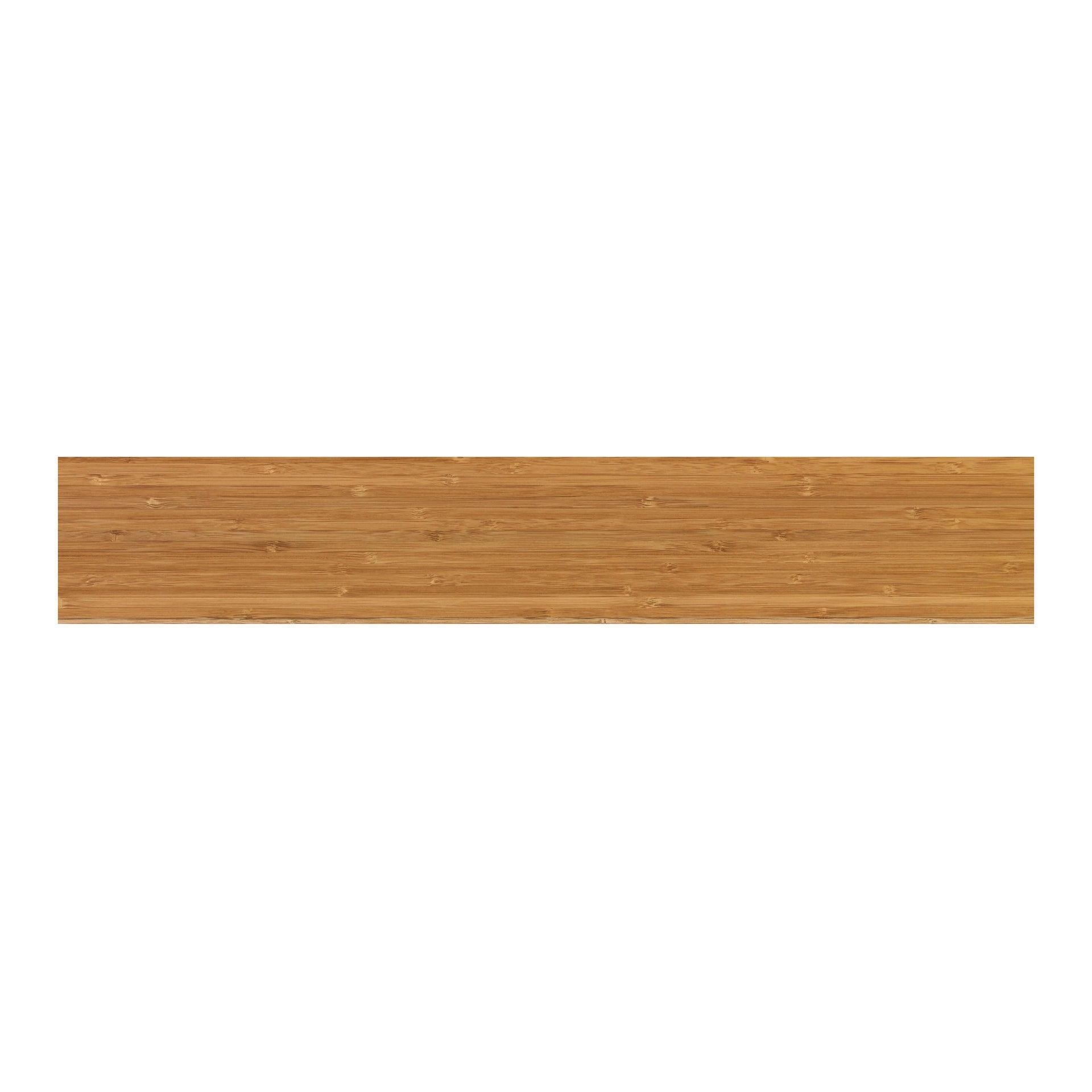 Parquet Multistrato verticale HDF bambù miele - 5
