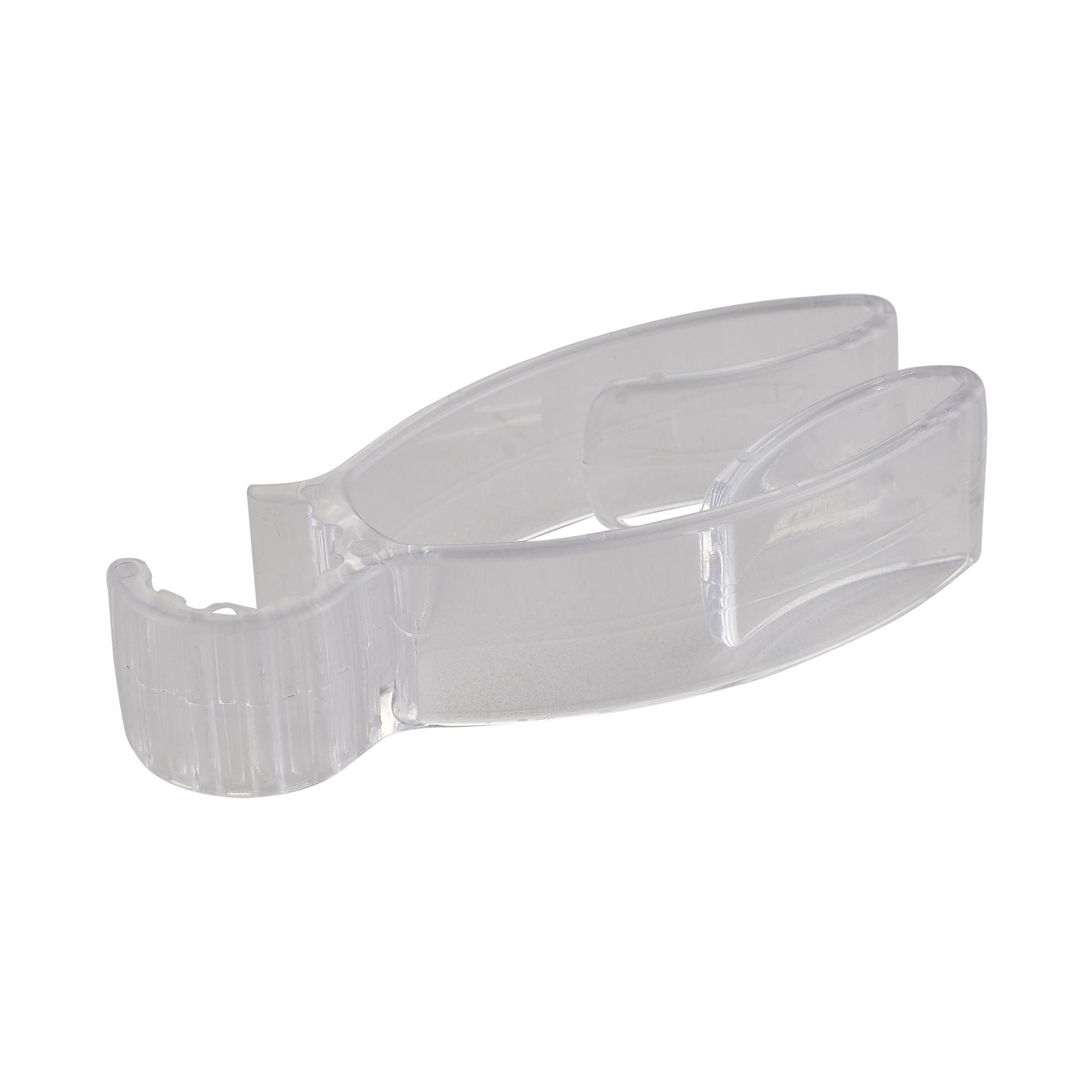 Gancio Hook trasparente trasparente in acrilico - 3