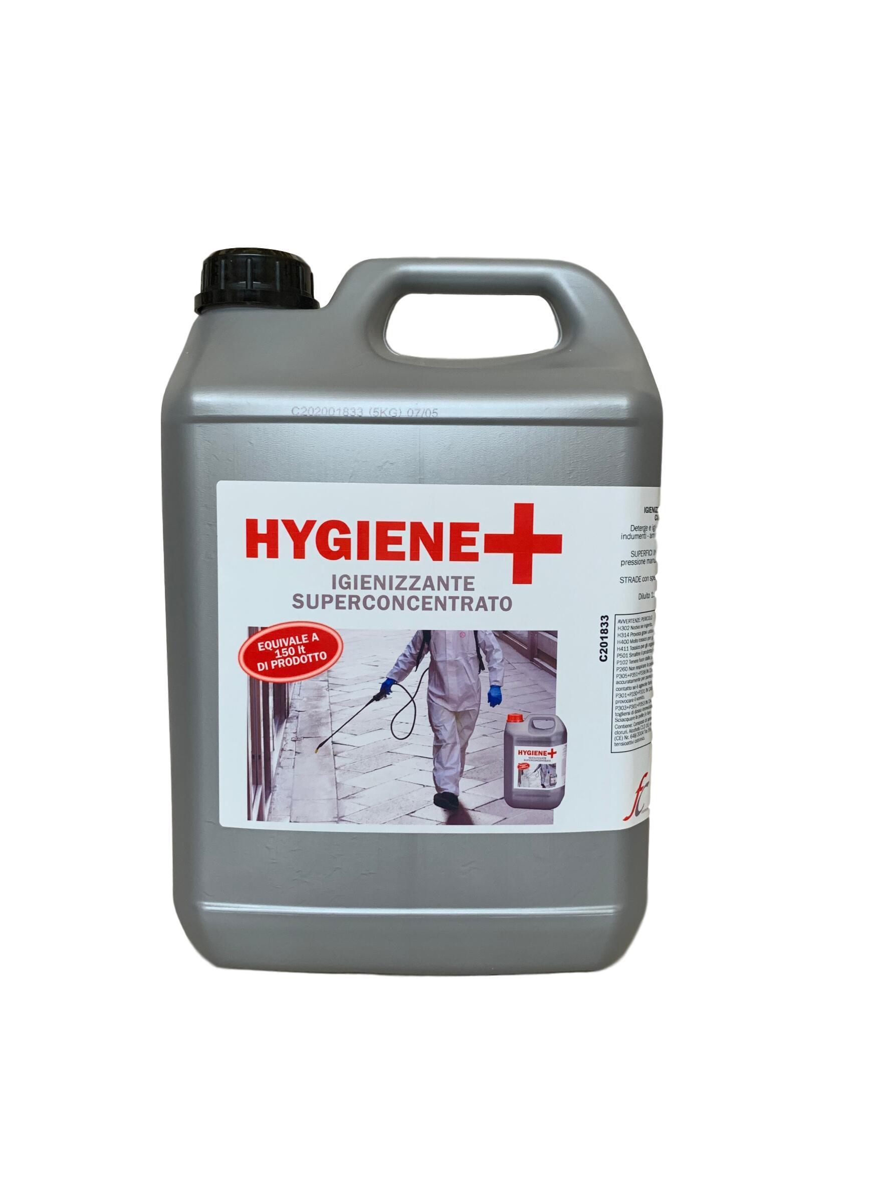 Detergente HYGEN +