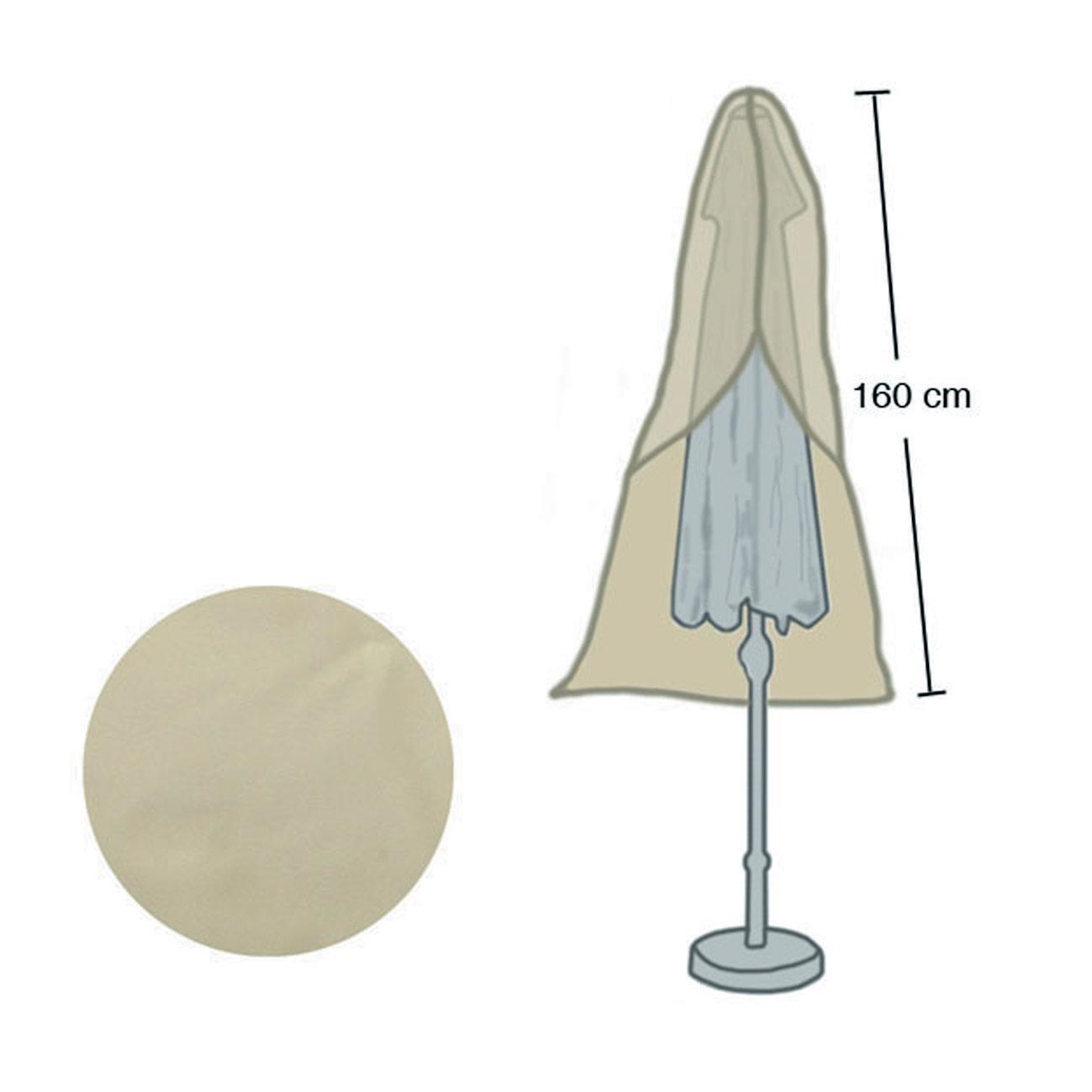 Copertura protettiva per mobili da esterno in poliestere NATERIAL L 22 x P 160 x H 160 cm - 5