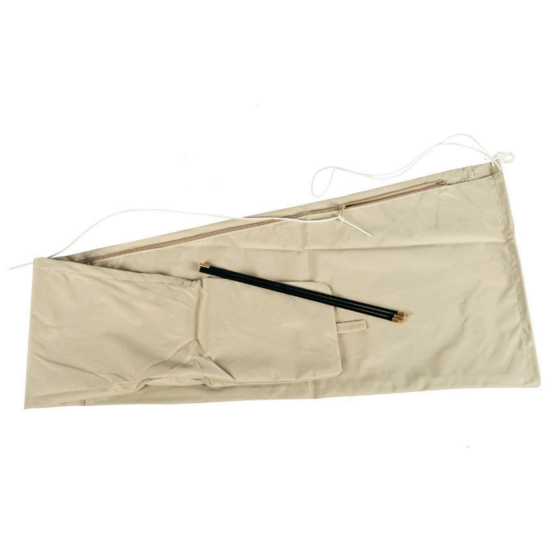 Copertura protettiva per mobili da esterno in poliestere NATERIAL L 22 x P 160 x H 160 cm - 3