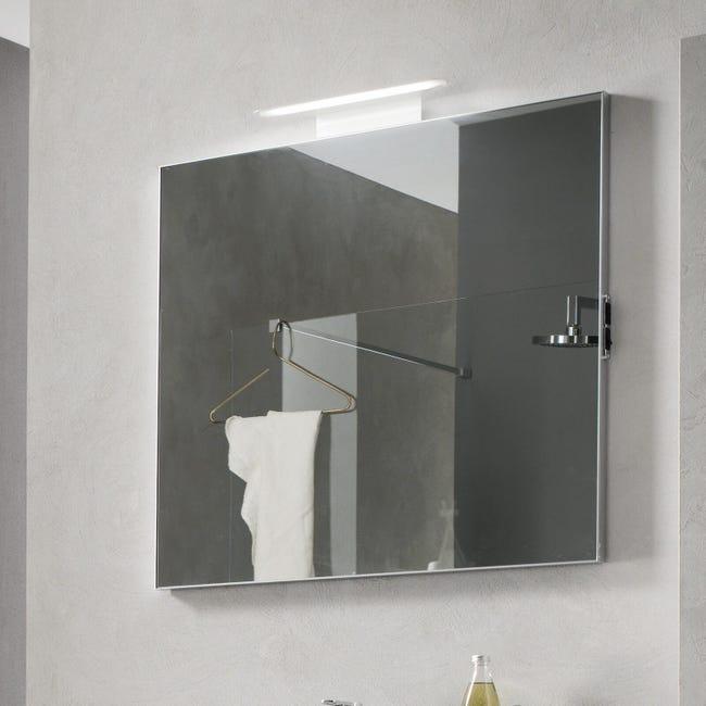 Specchio Con Cornice Bagno Rettangolare Leroy Merlin