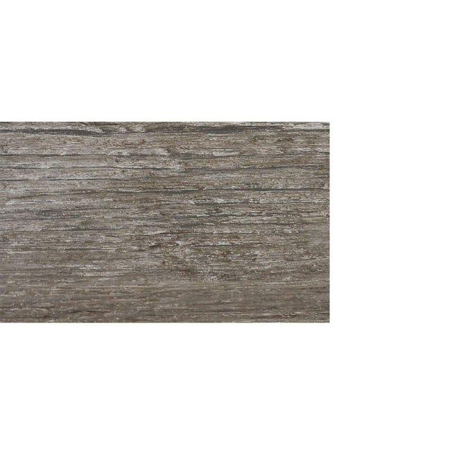 Battiscopa H 7 cm x L 2 m rovere grigio - 1
