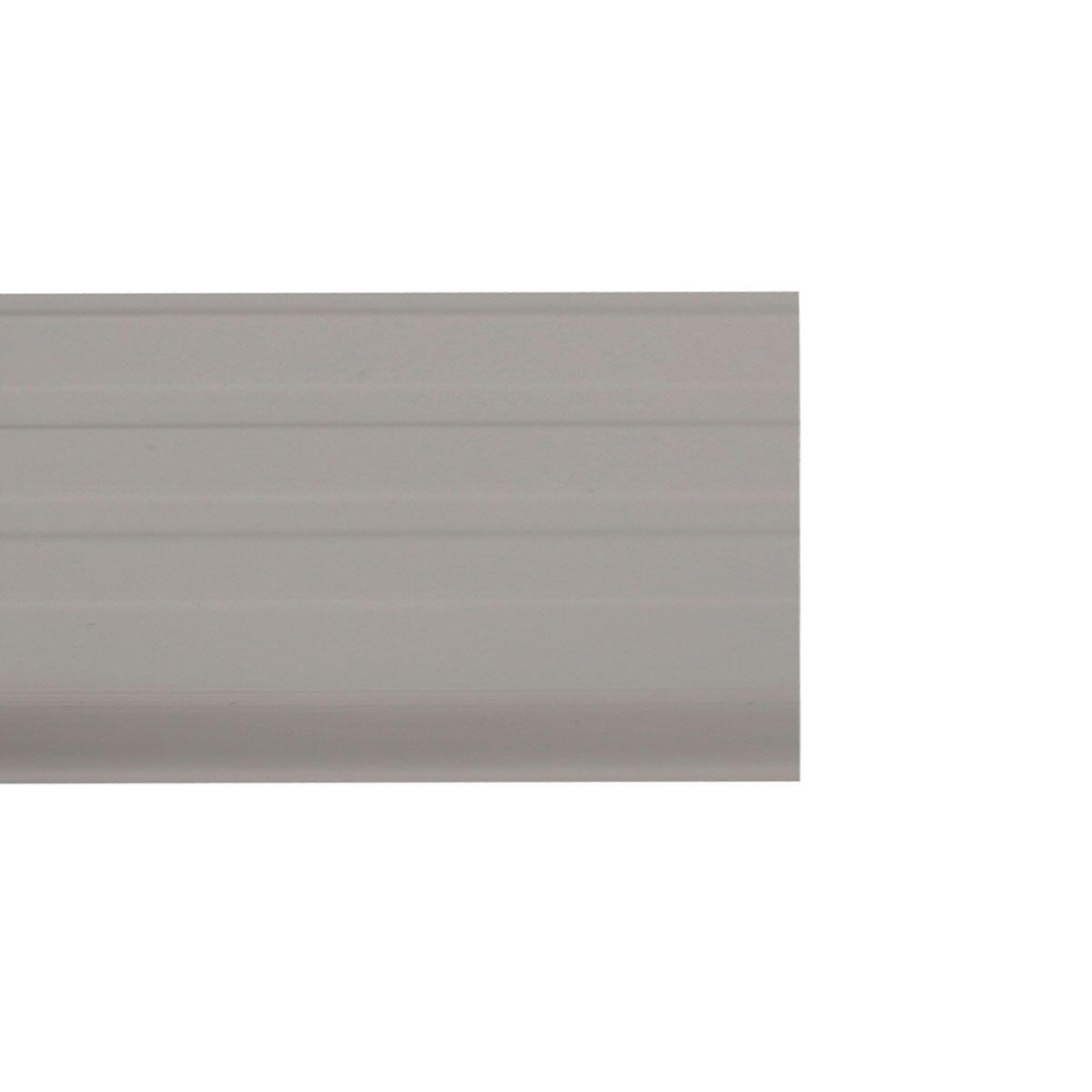 Battiscopa H 7 cm x L 2 m rovere grigio - 4