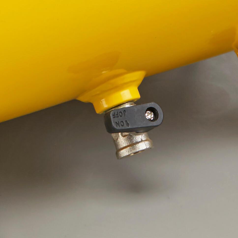 Compressore silenziato STANLEY SXCMS2050HE, 2 hp, 8 bar, 50 L - 3