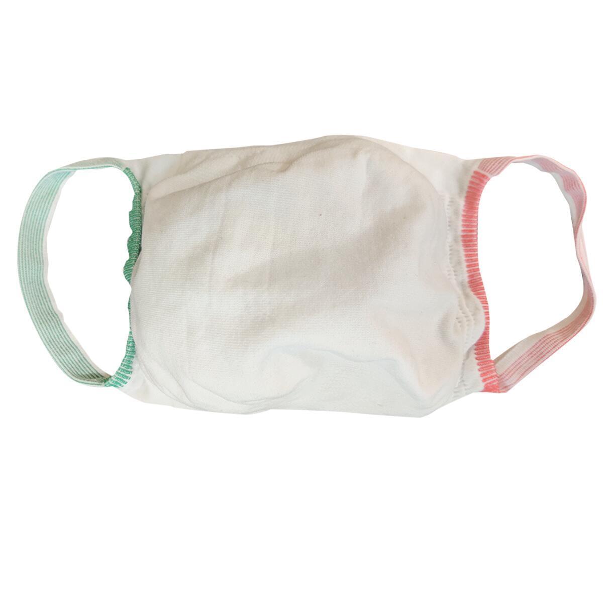 Maschera in tessuto lavabile per utilizzo non sanitario 3 pezzi - 1