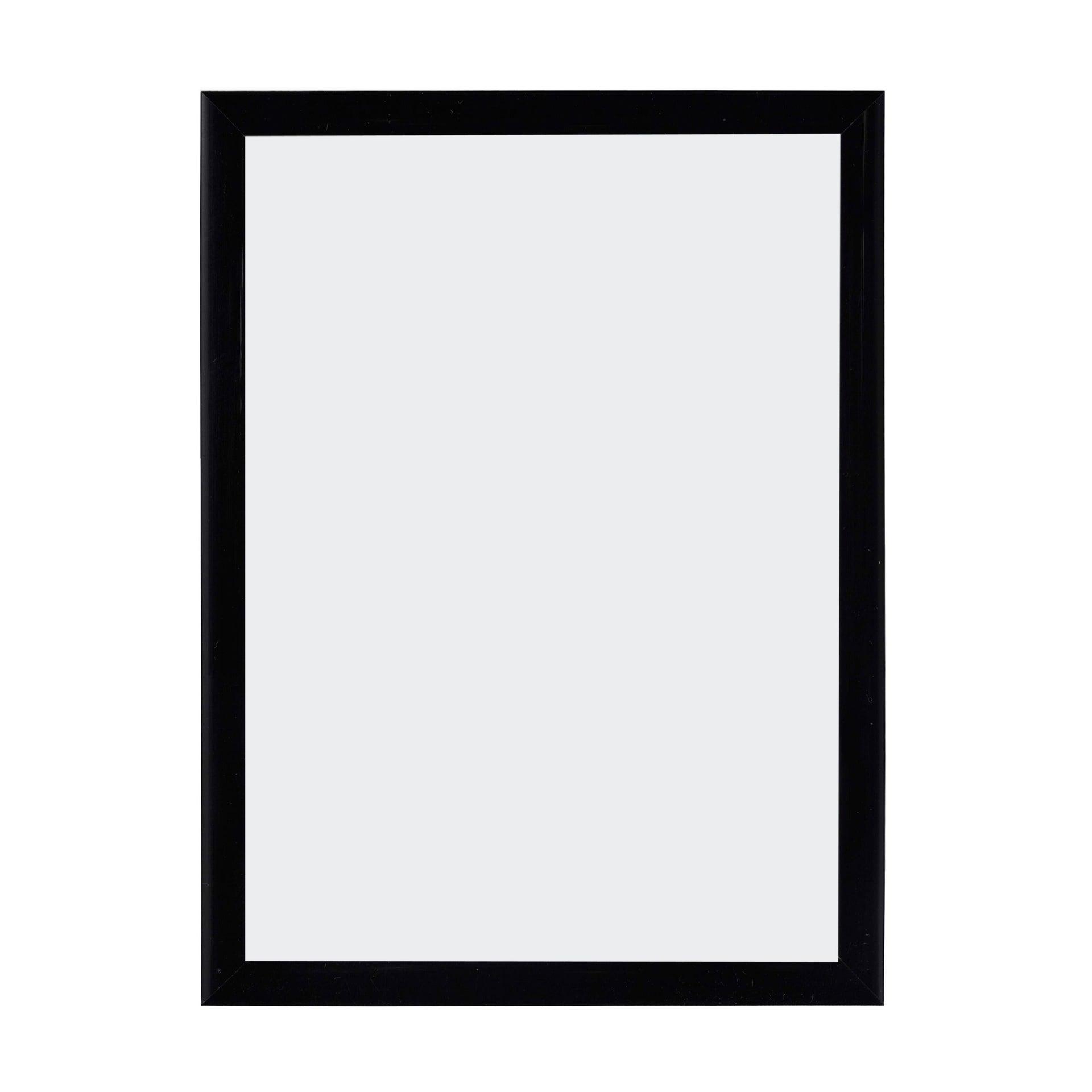 Cornice a giorno INSPIRE Lila nero per foto da 13x18 cm - 1