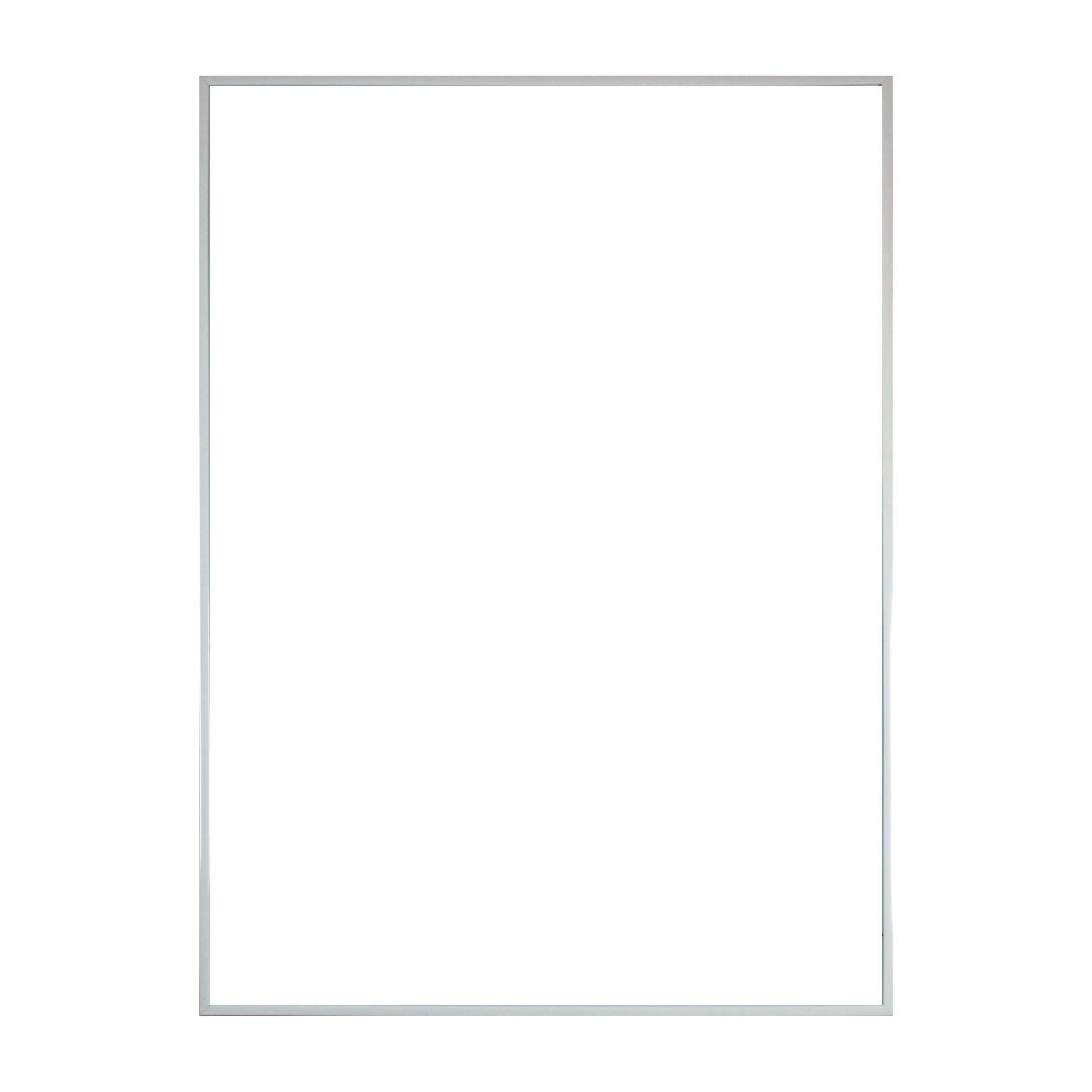 Cornice INSPIRE Lila bianco per foto da 50x70 cm - 1