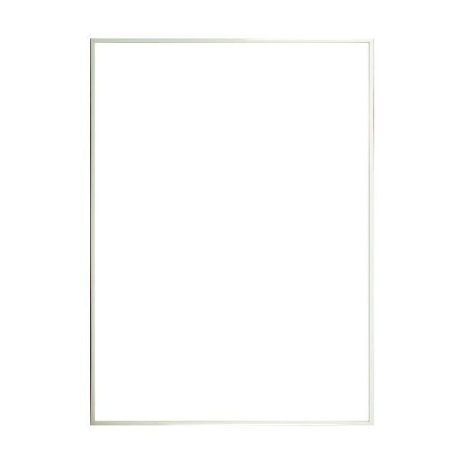 Cornice INSPIRE Lila bianco per foto da 70x100 cm - 1