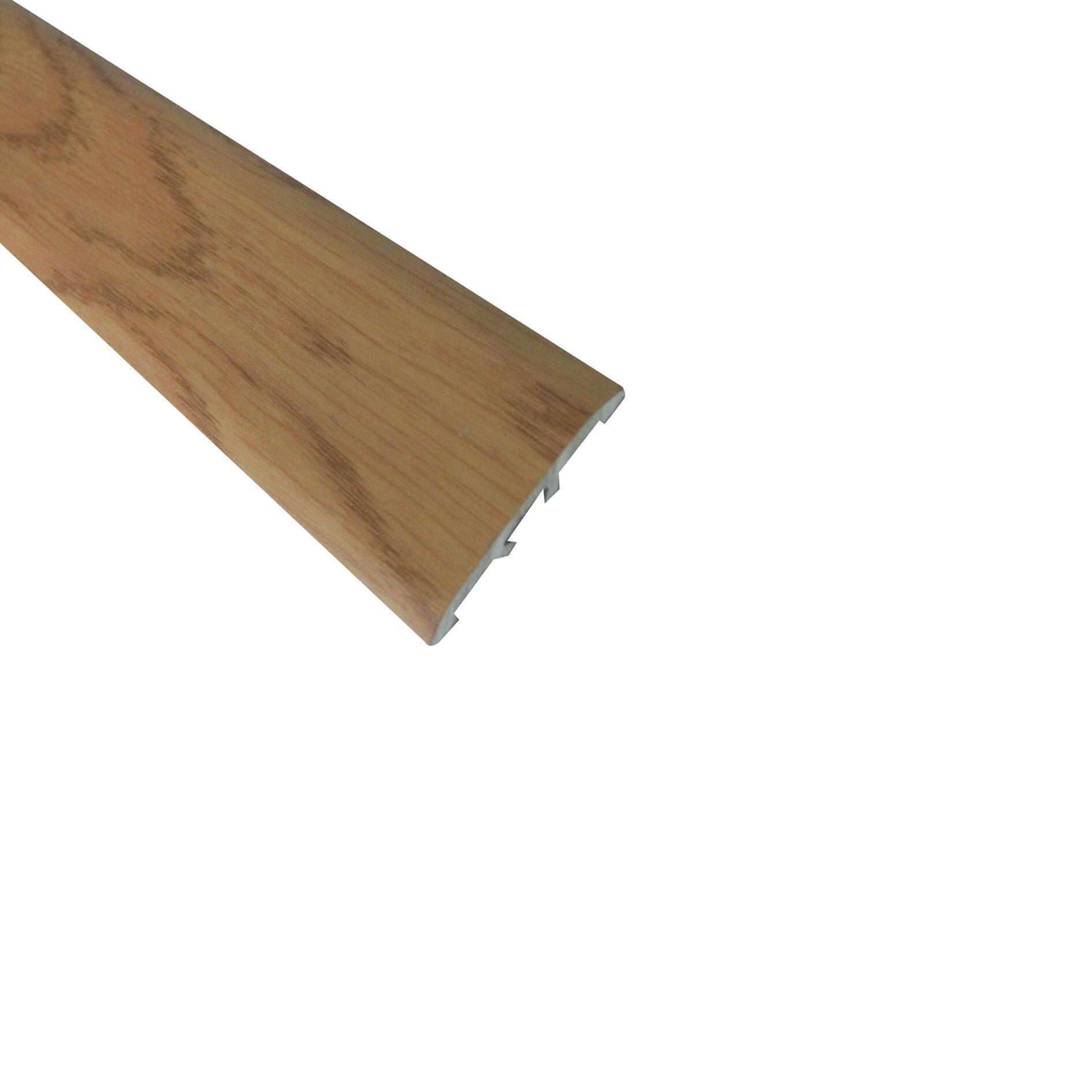 Soglia di dislivello rovere 40 mm x 270 cm