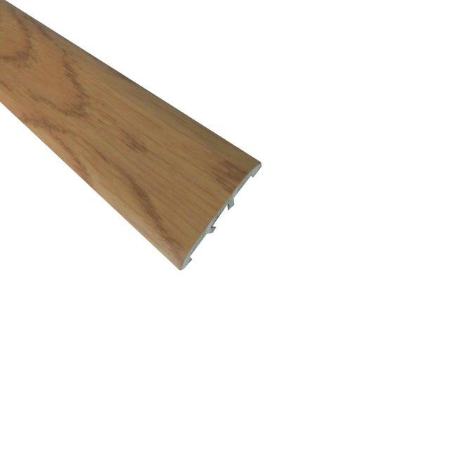 Soglia di dislivello rovere 40 mm x 270 cm - 1