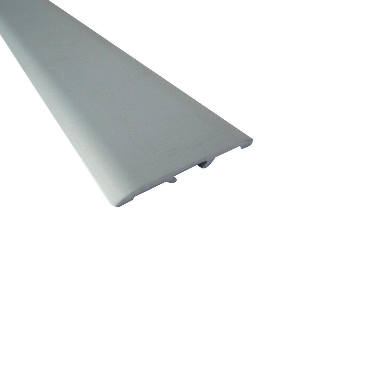 Soglia di dislivello argento 40 mm x 270 cm