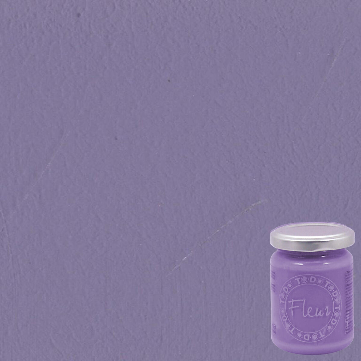 Pittura FLEUR Lavender blue 0.33 L viola - 1