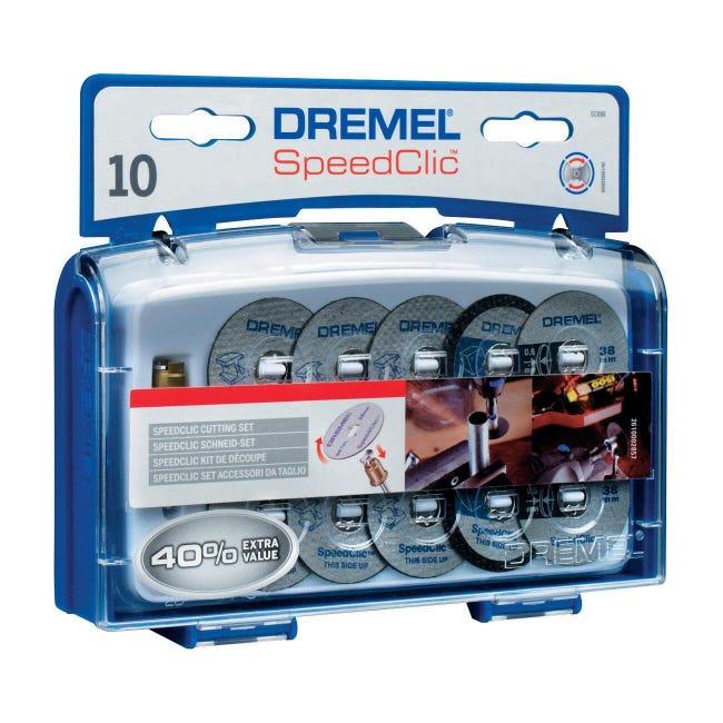 Set dischi DREMEL in metallo , 10 pezzi - 1