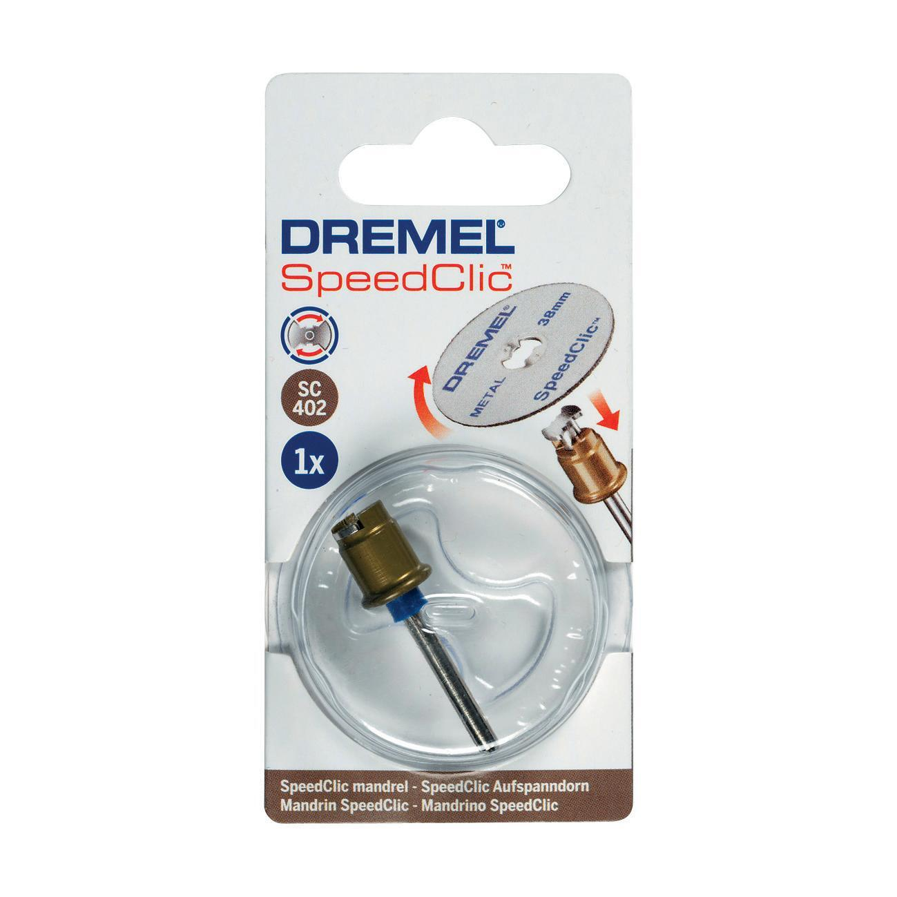Perno DREMEL Ø 3 cm