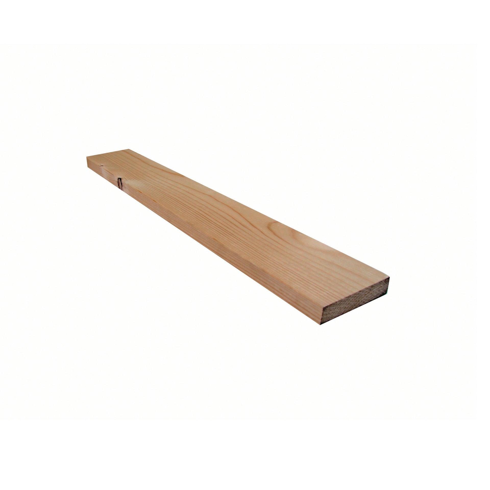 Listello piallato abete 3 m x 95 mm, Sp 20 mm