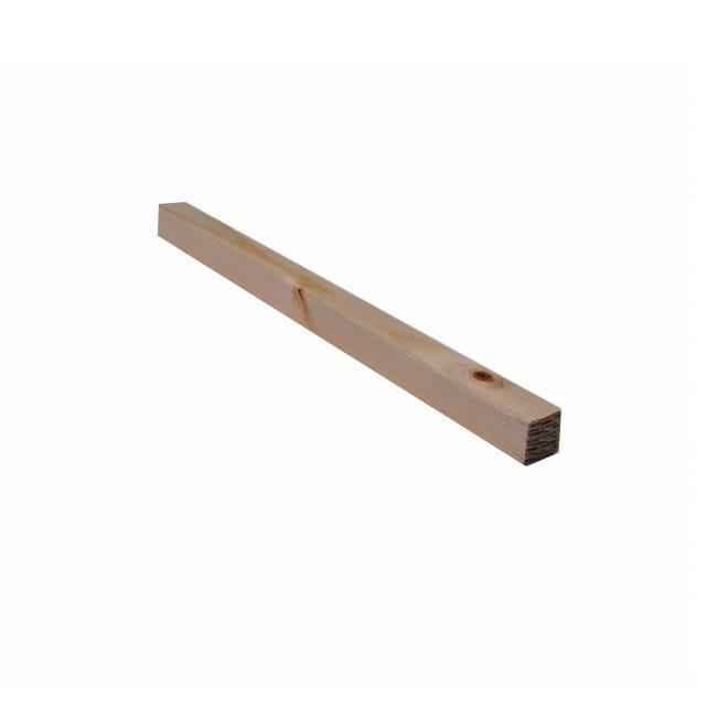 Listello piallato abete 3 m x 20 mm, Sp 20 mm - 1