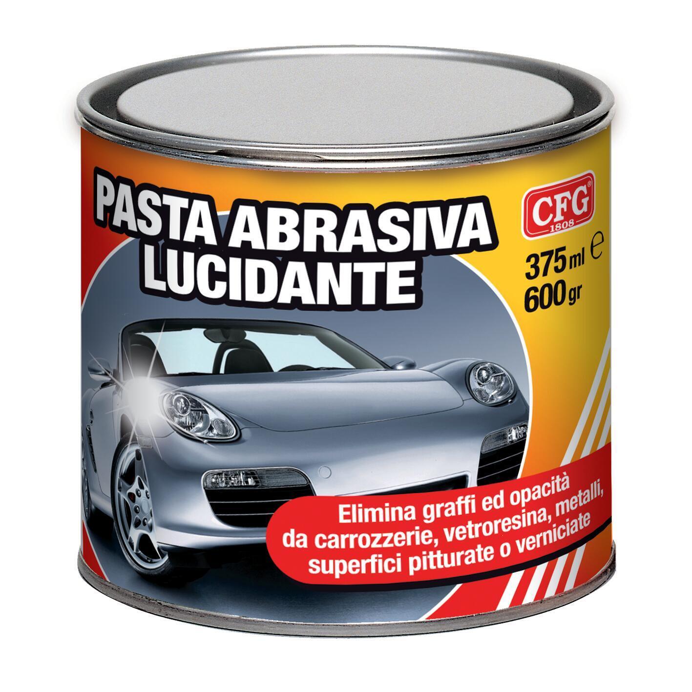 Remover CFG Pasta abrasiva lucidante 375 ml - 3