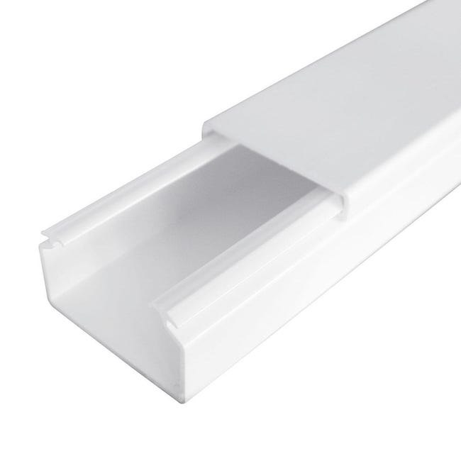 Canalina 2.1 X 200 X 1 cm bianco - 1
