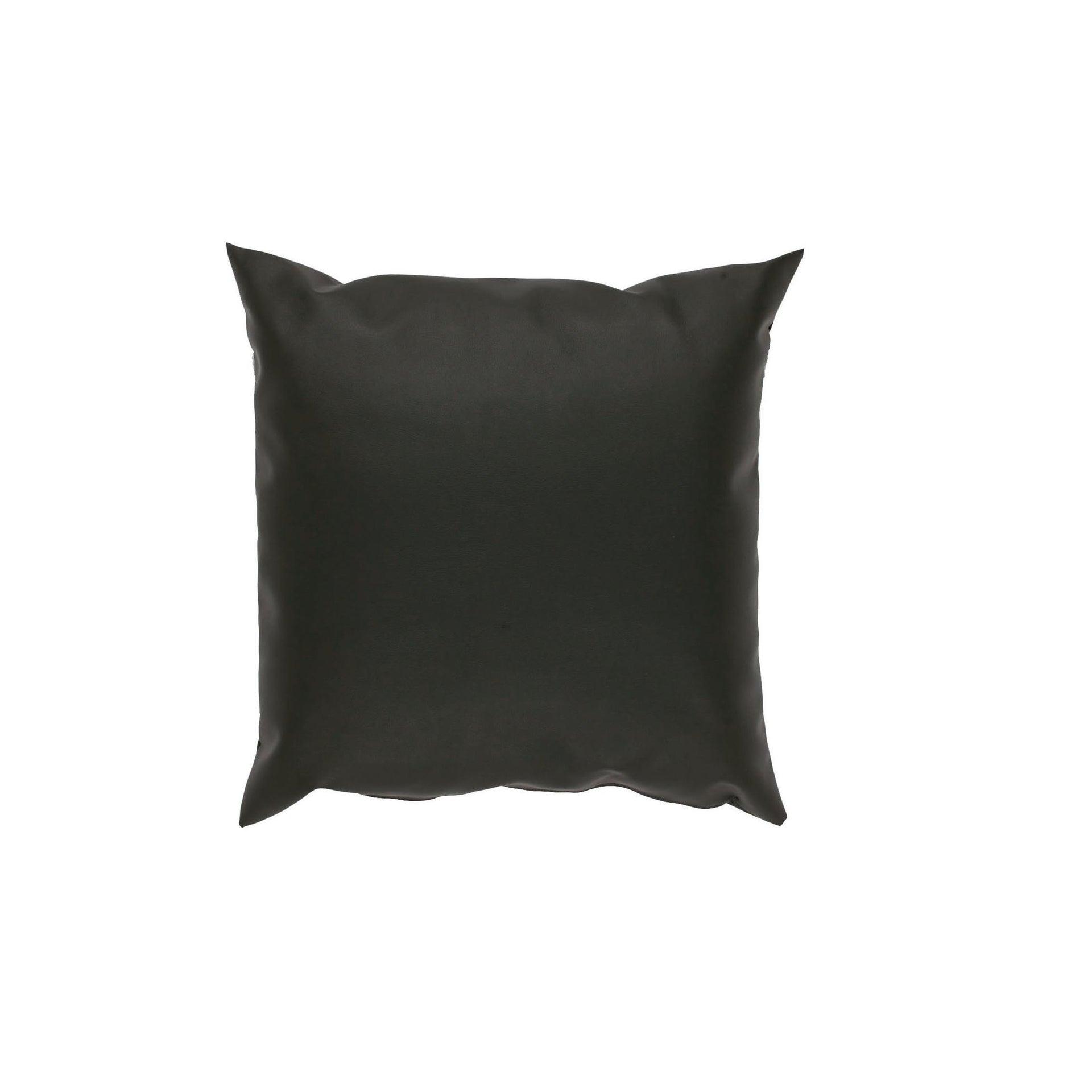 Cuscino Silvia nero 60x60 cm - 1