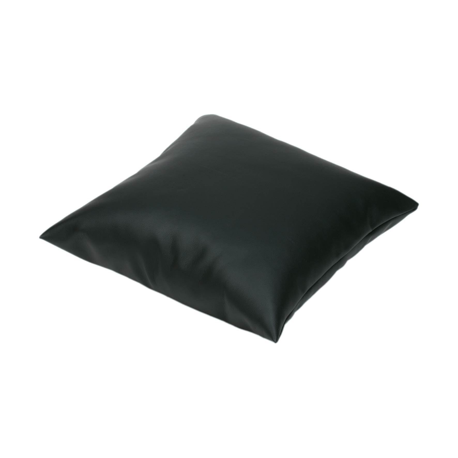 Cuscino Silvia nero 60x60 cm - 6