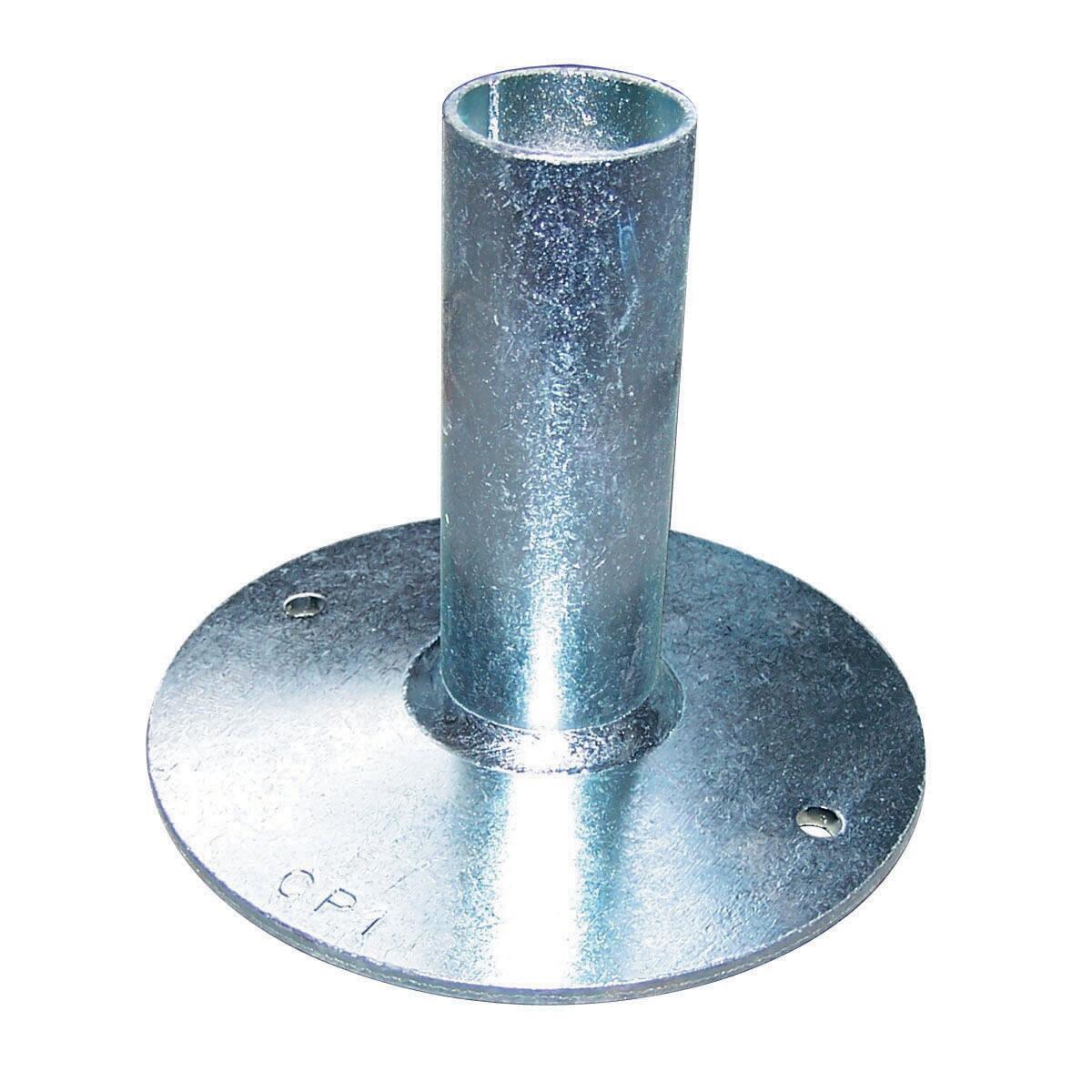 Base fissa H 10 cm - 1