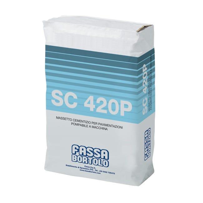 Massetto FASSA BORTOLO SC420 25 kg - 1