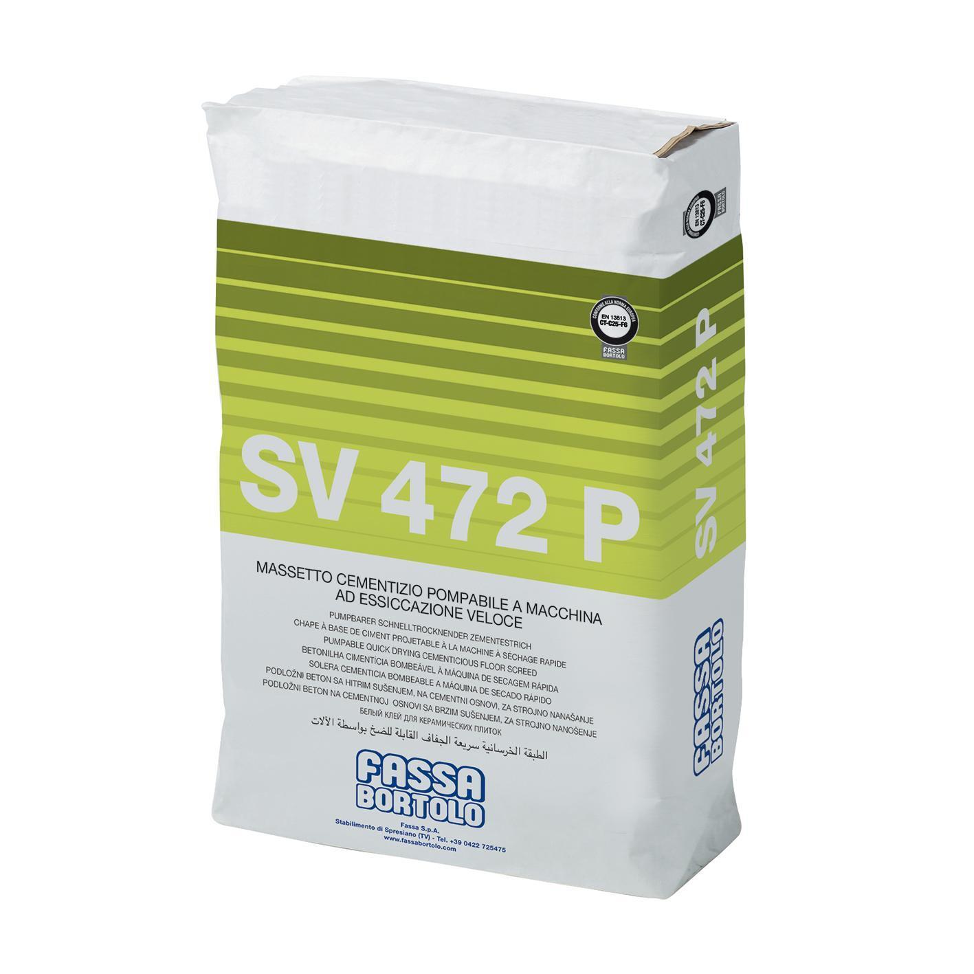 Massetto FASSA BORTOLO SV472P 25 kg - 3
