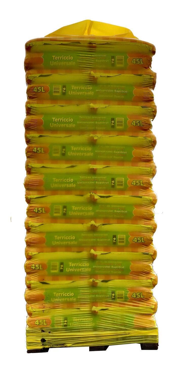 Terriccio per piante a bancale 2700 L - 2
