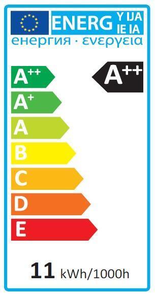 Lampadina LED, R7S, 118 mm, Lineare, Trasparente, Luce calda, 10.5W=1521LM (equiv 100 W), 130° , LEXMAN - 5