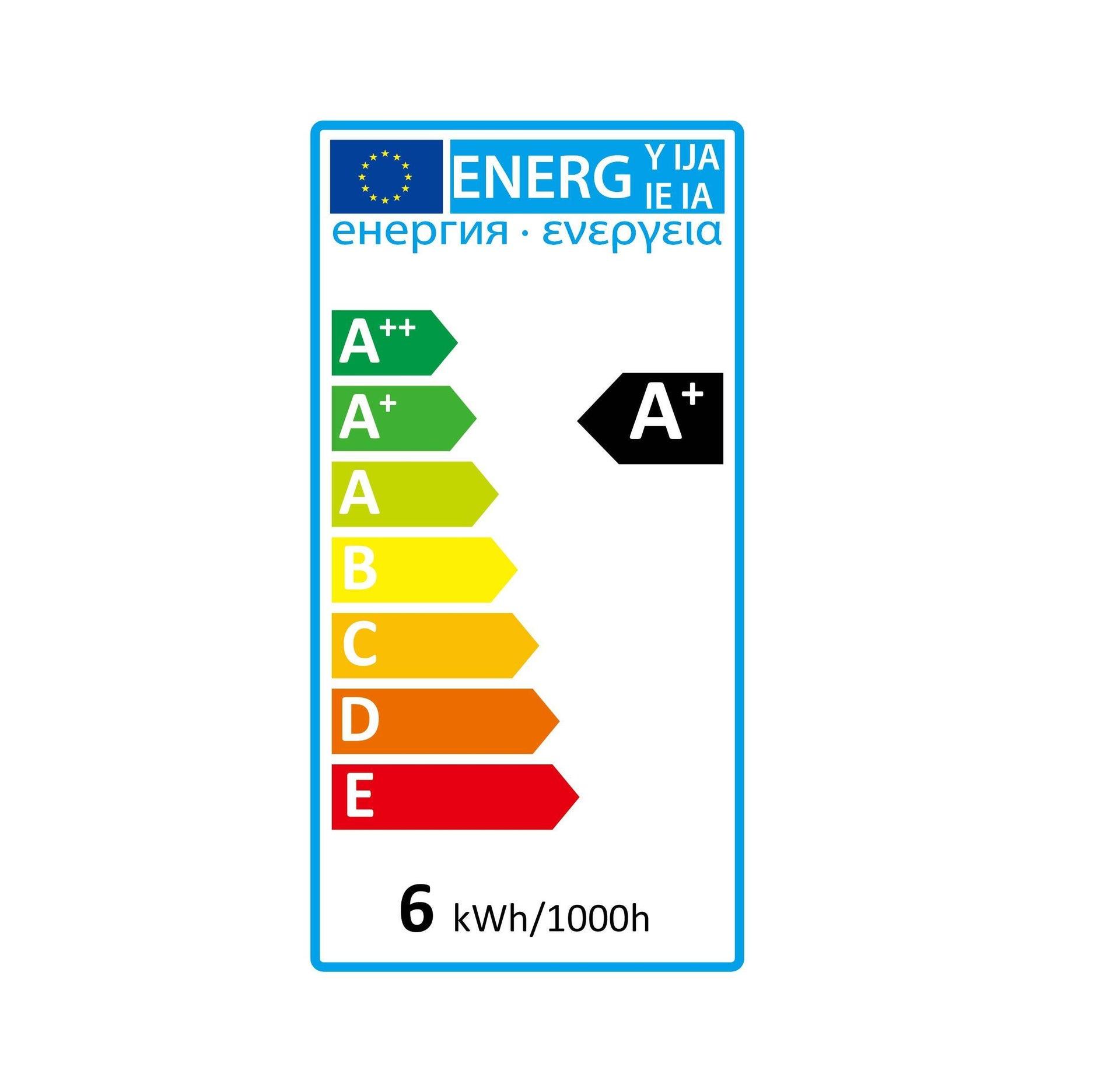 Lampadina LED, E27, Globo, Ambra, Luce calda, 6W=400LM (equiv 35 W), 360° , LEXMAN - 2