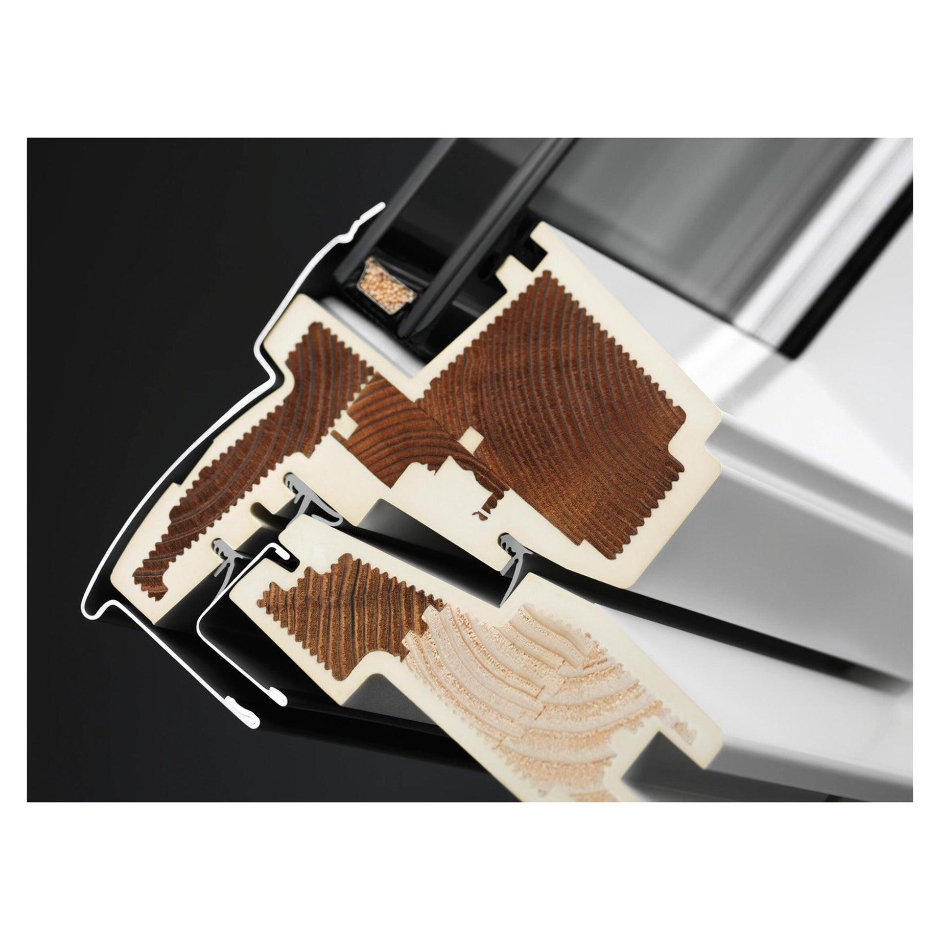 Finestra da tetto (faccia inclinata) VELUX GGU FK08 0070 manuale L 66 x H 140 cm bianco - 3
