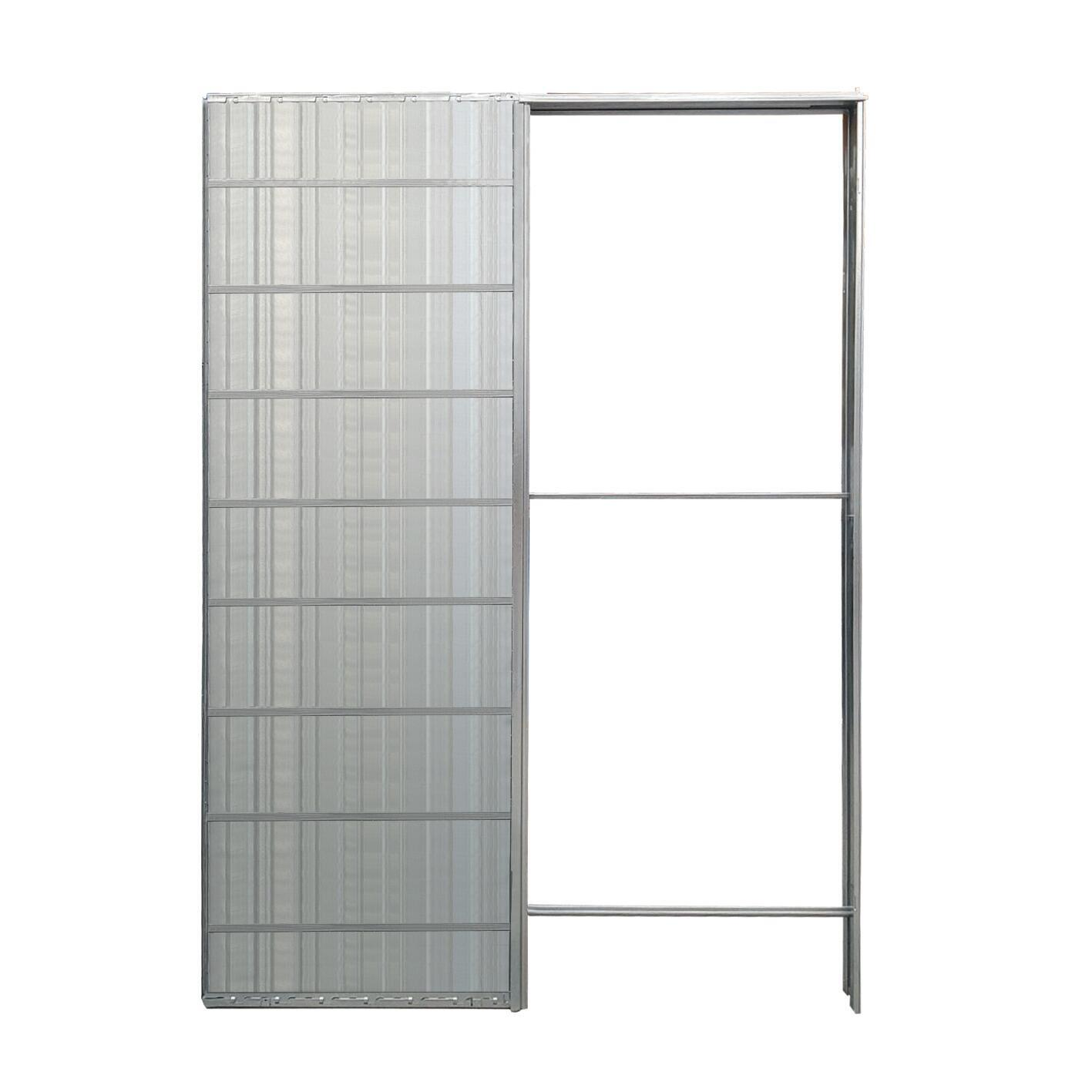 Controtelaio porta scorrevole per cartongesso L 60 x H 210 cm