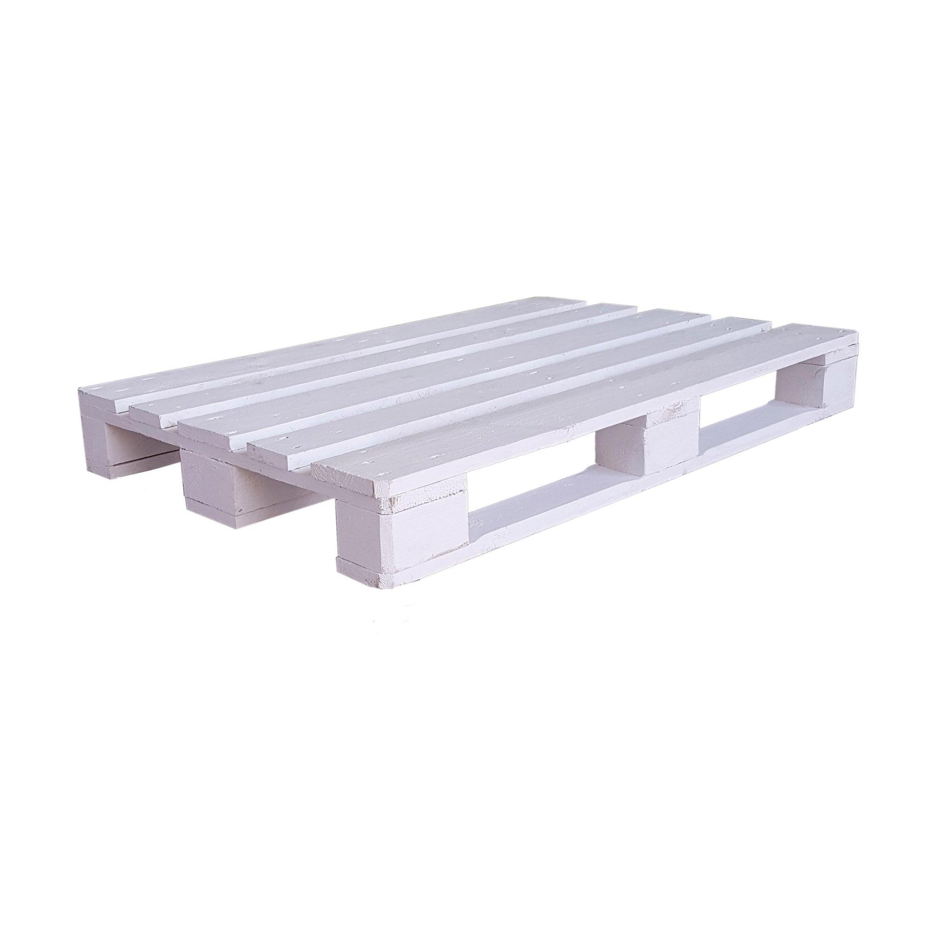 Pallet in legno trattato 120 x 80 cm - 2
