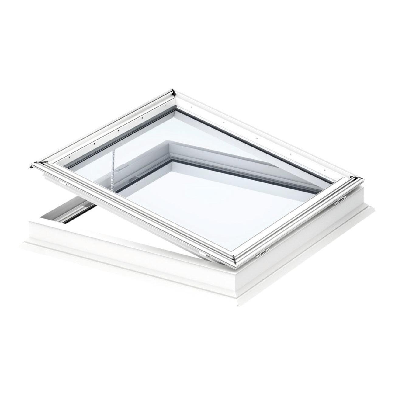 Finestra da tetto VELUX CVP 0673QV elettrico L 150 x H 150 cm bianco