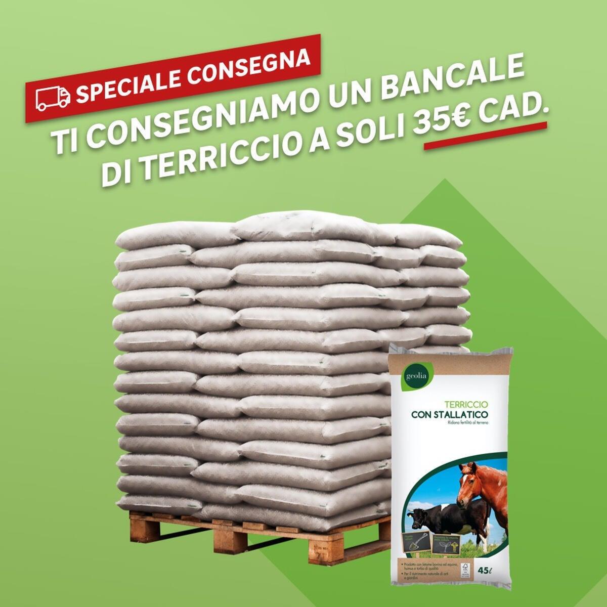 Stallatico GEOLIA BANCALE 2700 L - 1