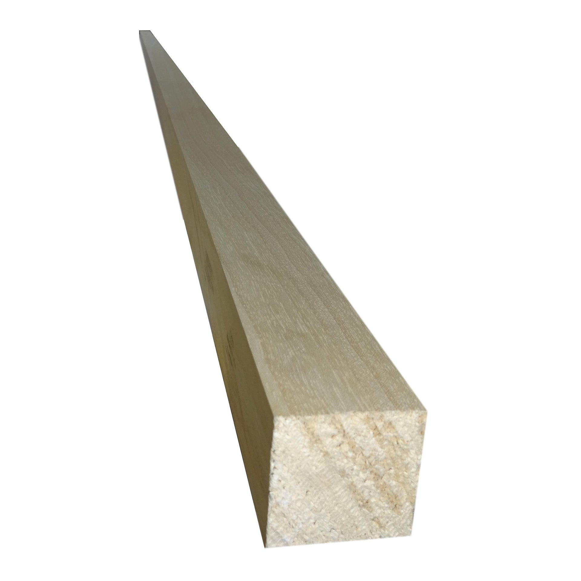 Listello piallato ayous 2.4 m x 30 mm, Sp 30 mm
