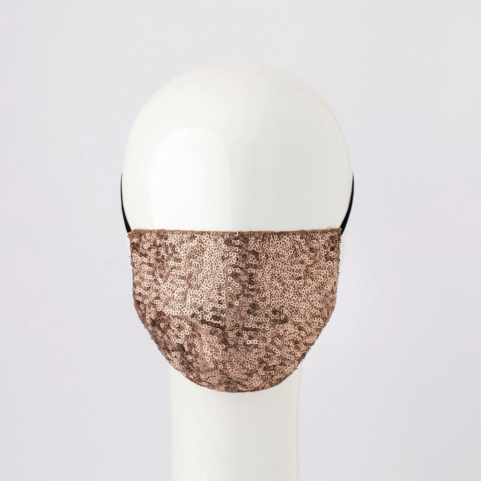 Maschera in tessuto lavabile per utilizzo non sanitario Paillettes - 1