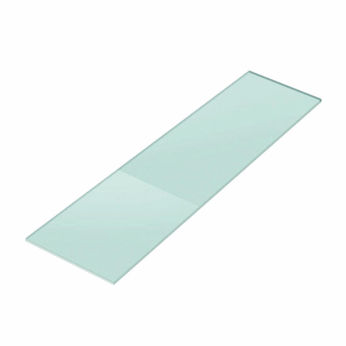 Vetro ripiano trasparente L 20 x H 40 cm, Sp 10 mm