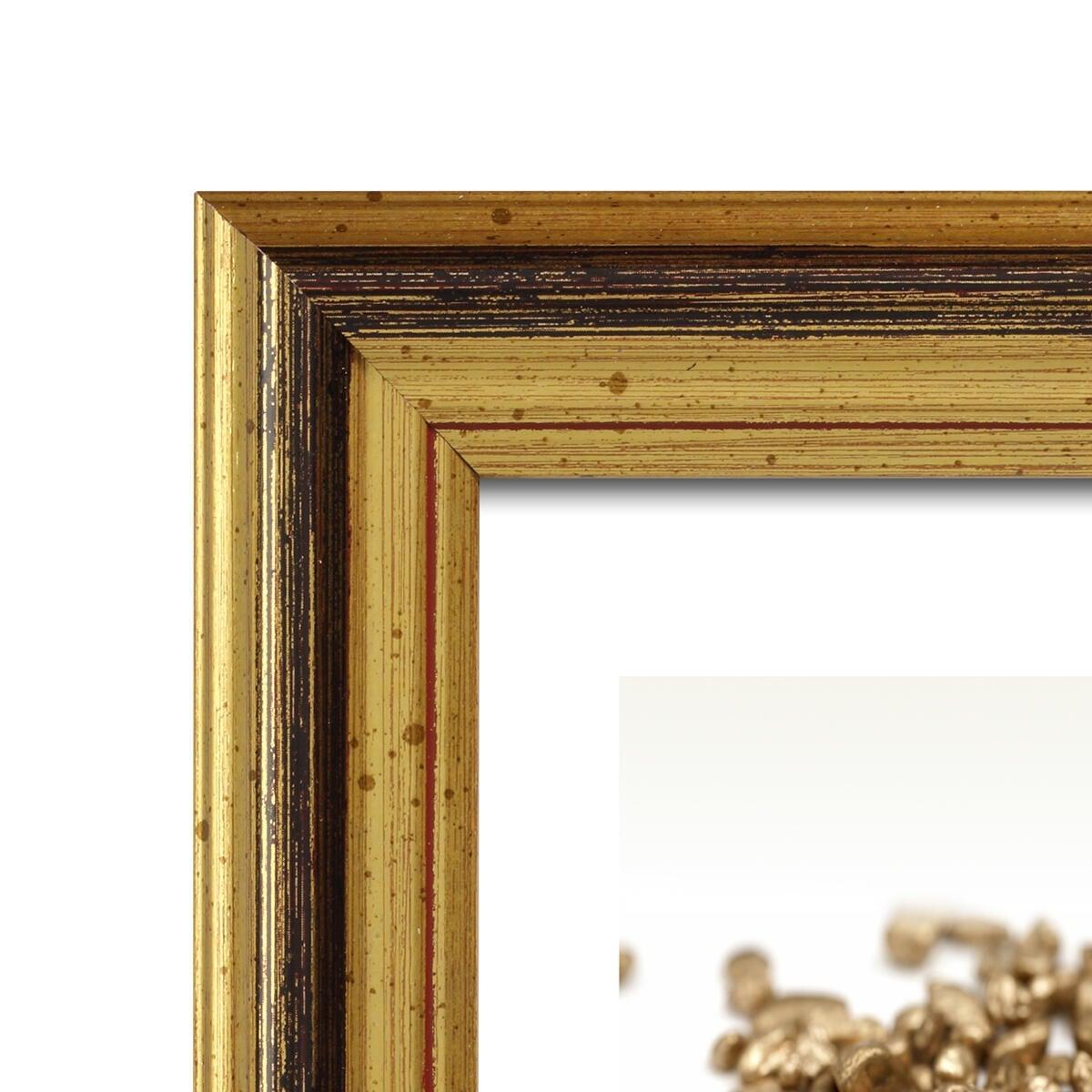 Cornice INSPIRE Beta oro<multisep/>rosso per foto da 30x45 cm - 3