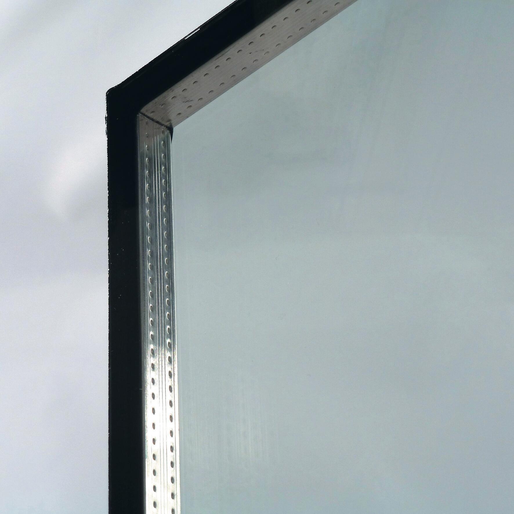 Vetro doppio stratificato trasparente Sp 23 mm