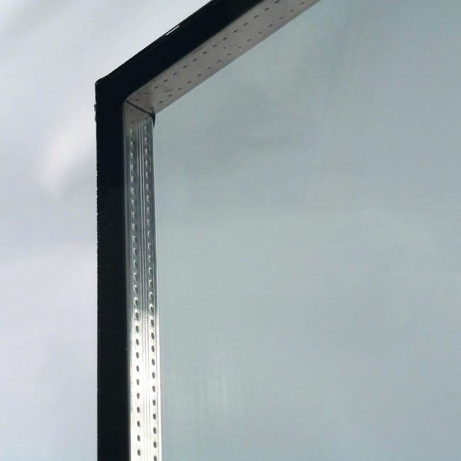 Vetro doppio stratificato trasparente Sp 12 mm - 1