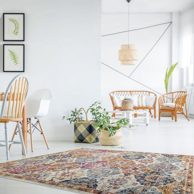 Tappeto Eileen tiles , colori assortiti, 200x300 - 1