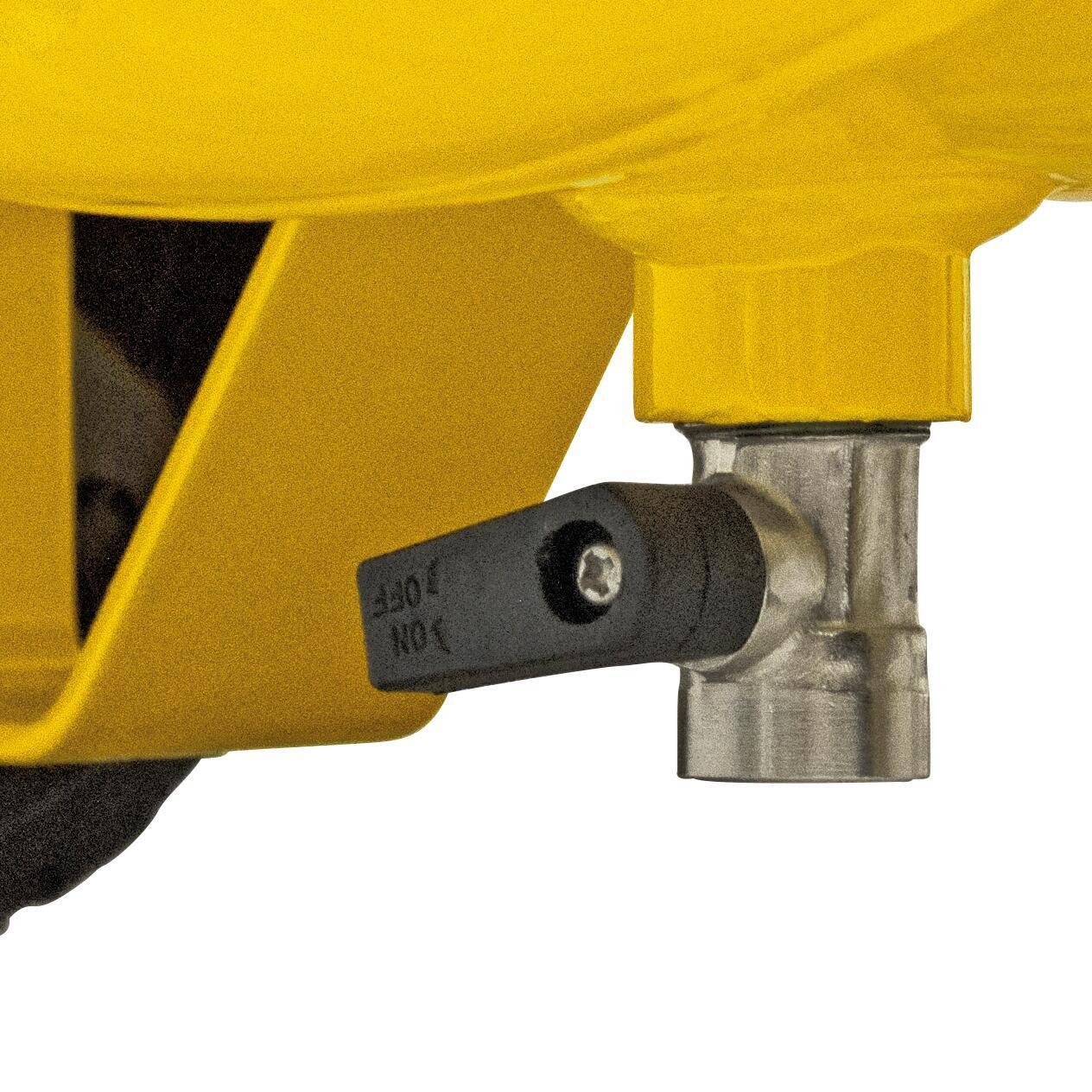 Compressore silenziato STANLEY SXCMS2652HE, 2.6 hp, 8 bar, 50 litri - 3