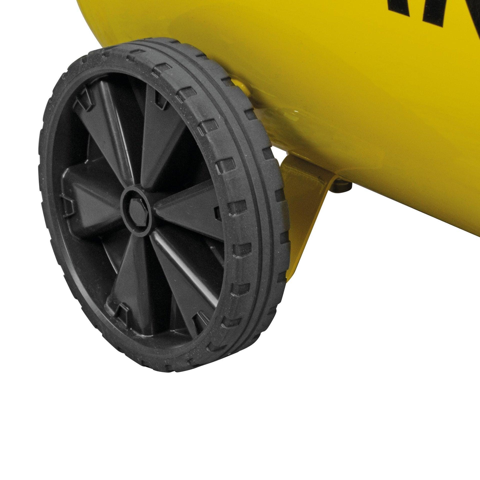 Compressore silenziato STANLEY SXCMS2652HE, 2.6 hp, 8 bar, 50 litri - 6