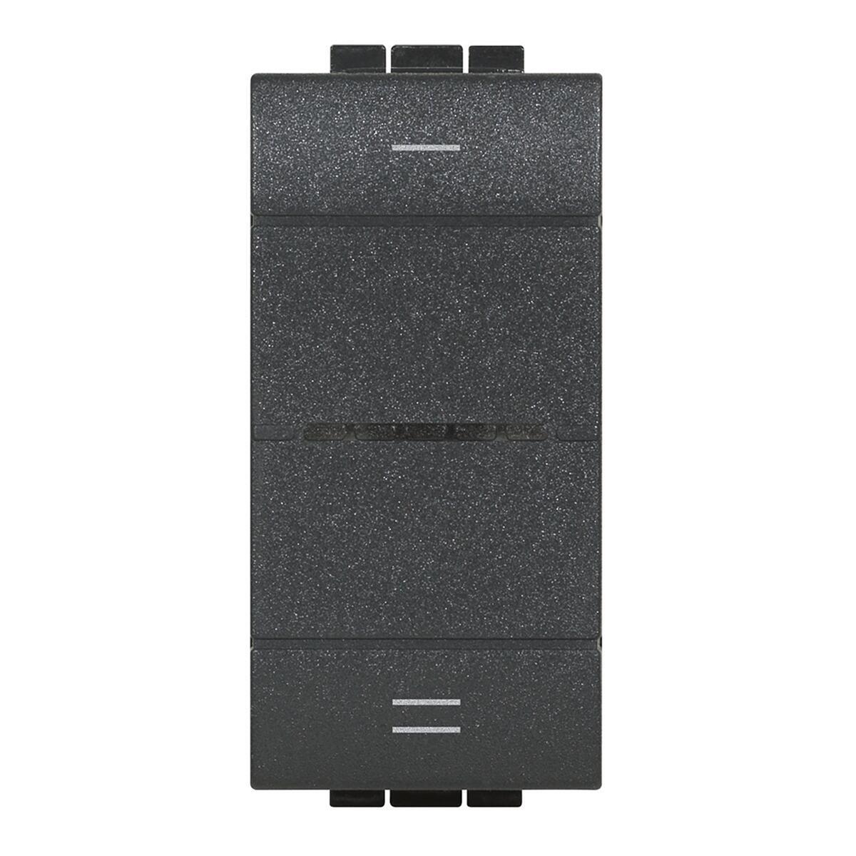 Interruttore Livinglight smart BTICINO nero - 1