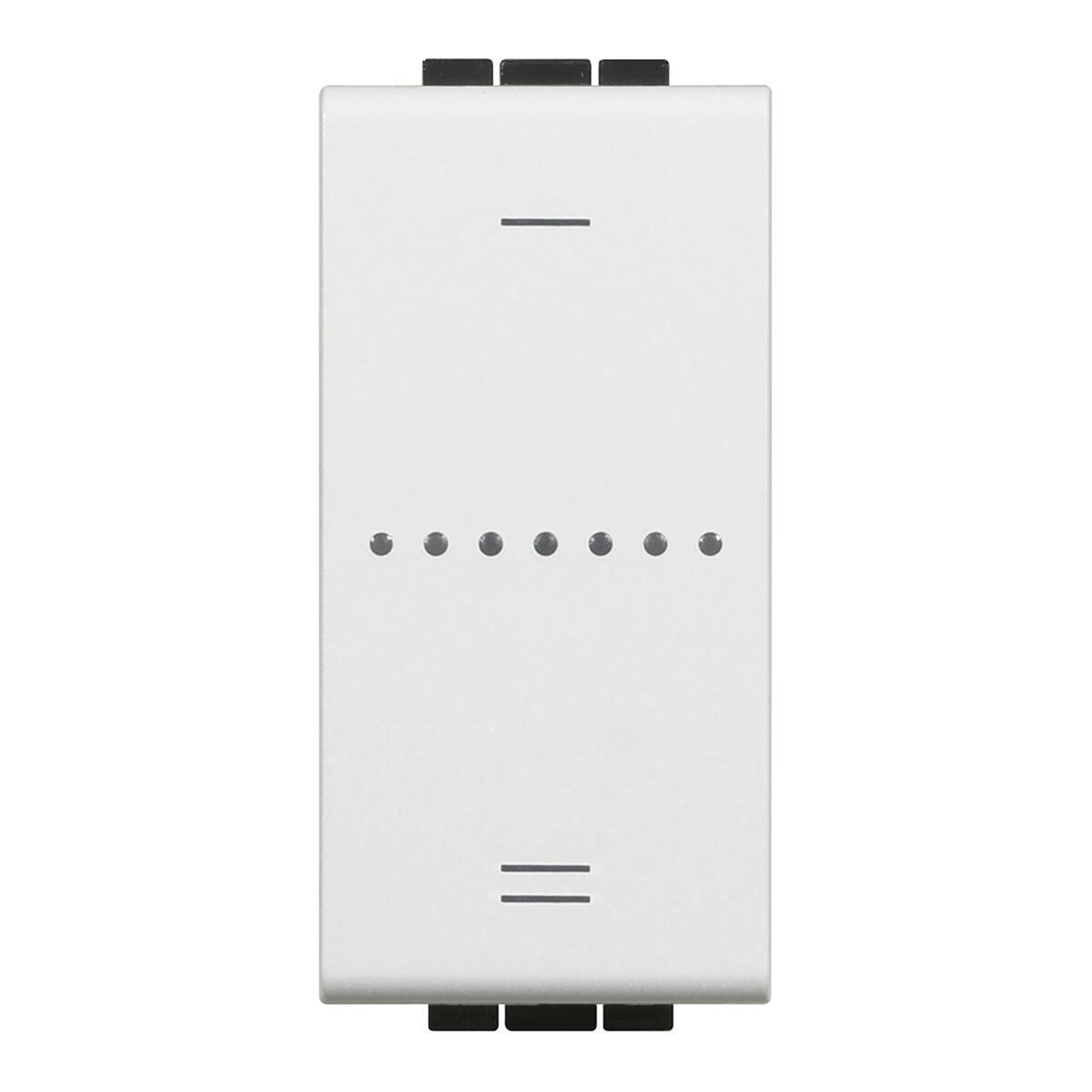 Interruttore Livinglight smart BTICINO bianco