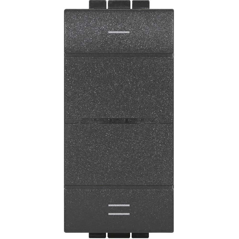 Interruttore Livinglight smart BTICINO nero - 2